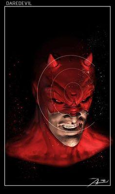 Daredevil | Artist: Adnan Ali