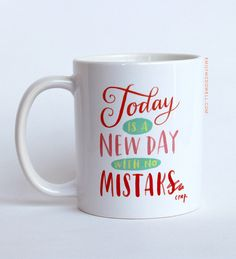 Love the funny new coffee mugs by Emily McDowell: This one for all you Anne of Green Gables fans.
