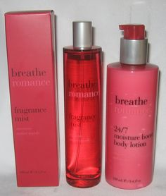 Bath and Body Works Breathe Romance Sensuous Amber Myrrh Duo: Fragrance Mist (3.3 oz./100ml) and 24/7 Moisture Boost Body Lotion (8.4oz./250ml) Amazon Price: N/A (as of April 20, 2017 22:06 - Details). Product prices and availability are  Read more http://cosmeticcastle.net/bath-and-body-works-breathe-romance-sensuous-amber-myrrh-duo-fragrance-mist-3-3-oz-100ml-and-247-moisture-boost-body-lotion-8-4oz-250ml/  Visit http://cosmeticcastle.net to read cosmetic reviews