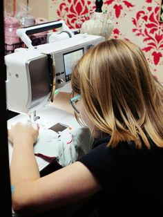 Schools are closed across the USA, leaving parents and caretakers looking for meaningful activities to keep kids busy, engaged, and learning. This is the perfect opportunity for sewing with kids! You'll find all kinds of tutorials and free projects in this post to help teach a kid to start to sew and keep on sewing.