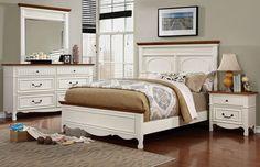 Galesburg Bedroom Set by Furniture of America