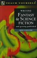 Fantasy and science fiction are popular genres, attracting many devoted fans. Written by a well-known science fiction author, this book explains how to set about writing fantasy and science fiction. Science Fiction Authors, Writing Fantasy, First Novel, Self Publishing, Great Books, Creative Writing, Self Help, Writers, Improve Yourself