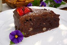 The Tasty K   Chocolate Almond Cake   http://thetastyk.com