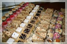 Dessert Buffet - Traiteur Roland Roland, Butcher Shop, Dessert Buffet, Buffets, Desserts, Tailgate Desserts, Deserts, Buffet, Postres
