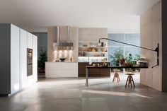 Vitra Potence wall light - kitchen