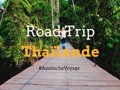 Un mois de road trip de rêve en Thaïlande émoticône heart !!! J'ai vraiment adoré ce pays. Toutes les étapes de mon Road Trip : Bangkok - Chiang Mai - Kanchanaburi - Khao Yai - Koh Phangan - Koh Tao - Koh Samui - Ao Thalane - Koh Phi Phi Et vous quel était votre coup de coeur en Thailande ?