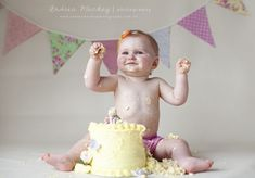 Cake Smash Ideas and Advice from a Photographer