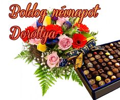 Boldog névnapot Dorottya! - Megaport Media Share Pictures, Animated Gifs, Floral Wreath, Wreaths, Awesome, Decor, Floral Crown, Decoration, Door Wreaths