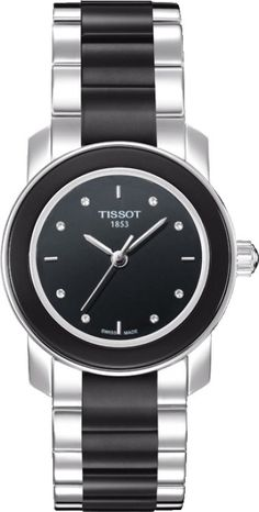 Tissot T064.210.22.056.00 Analog Watch  - For Women on January 13 2017. Check details and Buy Online, through PaisaOne.