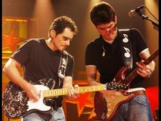 Brad Paisley & John Mayer Live on CMT Crossroads [ FULL CONCERT ] - YouTube