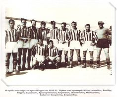 OLYMPIAKOS 1932-33