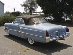 1953 Lincoln Capri Convertible Maintenance/restoration of old/vintage vehicles: the material for new cogs/casters/gears/pads could be cast polyamide which I (Cast polyamide) can produce. My contact: tatjana.alic@windowslive.com