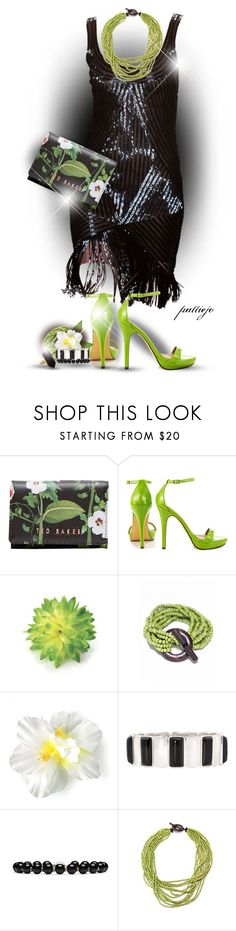 """Happy Birthday Dear Asya!"" by rockreborn ❤ liked on Polyvore featuring Ted Baker, Michael Antonio, Liz Claiborne, Gucci and Jaeger"