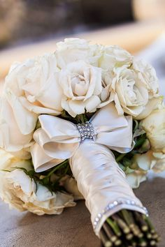 Arden Hills Country Club Wedding Venue | Sacramento, California | Bridal Bouquet