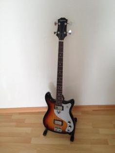 Alter Epiphone / Gibson Bass / E Bass / Bassgitarre Gitarre 70s in Nordrhein-Westfalen - Bonn | Musikinstrumente und Zubehör gebraucht kaufen | eBay Kleinanzeigen