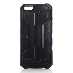 """iPhone 6 Case KINGCOOL(TM) Rocket Series Hybrid High Impact Full Protective Defender Case Cover with two Stand Modes for Apple iPhone 6 4.7 Inch(Black) Designed specially for Apple iPhone 6 4.7"""" 2014 Release Super Rocket And Butterfly Wings Design Foldable wing design as stand, case and stand in one shell Provides ultimate protection from scratches and its perfect mold keeps the phone trim and trendy Access to all controls, buttons and camera holes"""