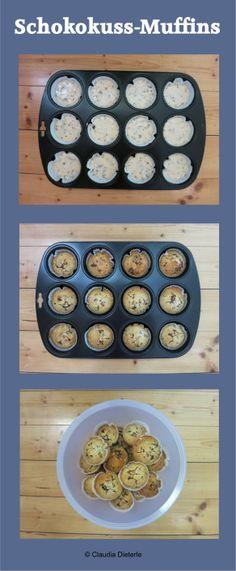 Schokokuss-Muffins
