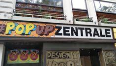 Starting on August our new neighbour – PopUp-Zentrale – will open its doors. Popup, New Neighbors, Doors, Space, Gallery, Design, Creative, Floor Space, Roof Rack