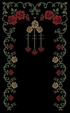 Argent Tutorial and Ideas Cross Stitch Embroidery, Cross Stitch Patterns, Plain Chiffon Saree, Prayer Rug, Cross Stitch Flowers, Nail Tutorials, Christmas Cross, Wallets For Women, Crochet