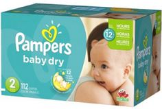 $1.55 off Pampers Baby Dry Diapers Coupon on http://hunt4freebies.com/coupons