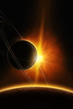 Eclipse - Only the universe and God can make something so awesome happen