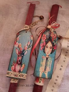 Decoupage, Easter, Christmas Ornaments, Holiday Decor, Crafts, Handmade, Manualidades, Hand Made, Easter Activities