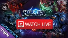 Heroes of the Storm Live Stream # 12 blizzard @georgexcv