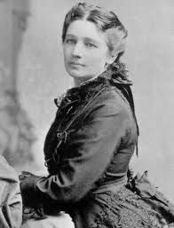 Victoria Woodhull (1838 - 1927).  She was quite a lady ... the first woman to run for President of the United States (1872); first woman to start a weekly newspaper, first woman along with her sister to operate a brokerage firm in Wall Street (where she made a fortune). She fought for women's rights, against corruption and for labor reforms. The reforms and ideals espoused by her for the common working class against the corrupt rich business elite were extremely controversial in her time.