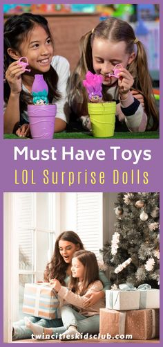 Twin Cities Kids Club Blogs: Must Have Toys: Shopkins and LOL Surprise Dolls - However many options there are, two unique toys seem to be on top of every child's list of wants. Kids can't get enough of LOL Surprise Dolls and Shopkins toys. Every informed reader around the world is nodding their head with me in agreeance, picturing the bright and cheerful toys as they read. | Kids | Games | Fun Games | Indoor Games | Kids Activities Indoor Games For Kids, Fun Games For Kids, Activities For Kids, Cool Kids, Kids Fun, Unique Toys, Twin Cities, Shopkins, Kids And Parenting