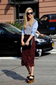 nice 50 Идей, с чем носить красивые летние босоножки на платформе (фото 2017) Читай больше http://avrorra.com/bosonozhki-na-platforme-foto/