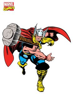 Marvel Thor Tattoo … More