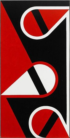 blushingcheekymonkey:  lars-gunnar nordström - red, black, white