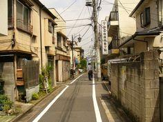 Tokyo: Outside Downtown by whatistug.deviantart.com on @deviantART