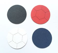 30 Soccer Ball Football Die cuts for mens/boys Male card toppers cardmaking scrapbooking by Craftycards82 on Etsy https://www.etsy.com/listing/269223700/30-soccer-ball-football-die-cuts-for