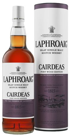 Add Laphroaig Cairdeas Islay Single Malt Scotch Whisky to your wishlist and be the first to know when back in stock. Good Whiskey, Bourbon Whiskey, Scotch Whisky, Gin, Alcohol Bottles, Single Malt Whisky, Wine And Spirits, Distillery, Whiskey Bottle