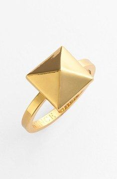 Vince Camuto Pyramid Ring on shopstyle.com
