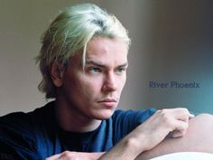 River Phoenix in he looks so poorly here River Phoenix, River I, Kim Basinger Now, Phoenix Wallpaper, Little Bit, People Of Interest, Pretty Boys, Michael Jackson, Beautiful Men