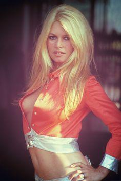 Brigitte Bardot by Jean-Claude Sauer, 1967