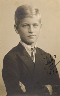 tottotismyname:    royal-world:    Prince Philip, Duke of Edinburgh (born Prince Philip of Greece and Denmark)    HOT. Wait. He was twelve.