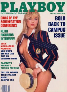 Playboy USA - October 1989