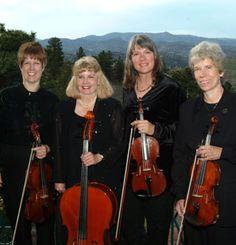 Ptarmigan String Quartet in Denver