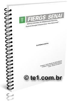 Download Apostila completa de Eletrônica Digital em PDF Fiergs/Senai