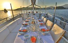 Luxury GULMARIA - Motor sailer
