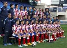 Foto oficial de la temporada 2014-2015