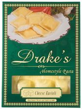 Drake's Pasta - Cheese Ravioli    Kid's will love it and Mothers will too!