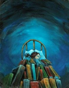 Ever Had a Kooky Bookish Dream? - BOOK RIOT