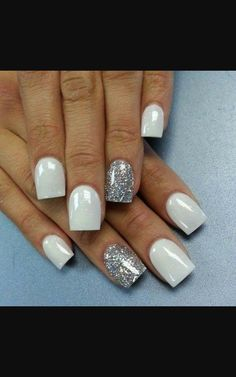 In bianco e grigio!!