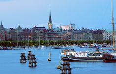 Estocolmo y la novela negra - Rutas literarias por el mundo