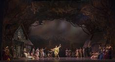 Giselle. Ballet de Santiago. Montserrat López. Foto: Patricio Melo
