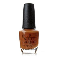 OPI Nail Lacquer - A-Piers To Be Tan